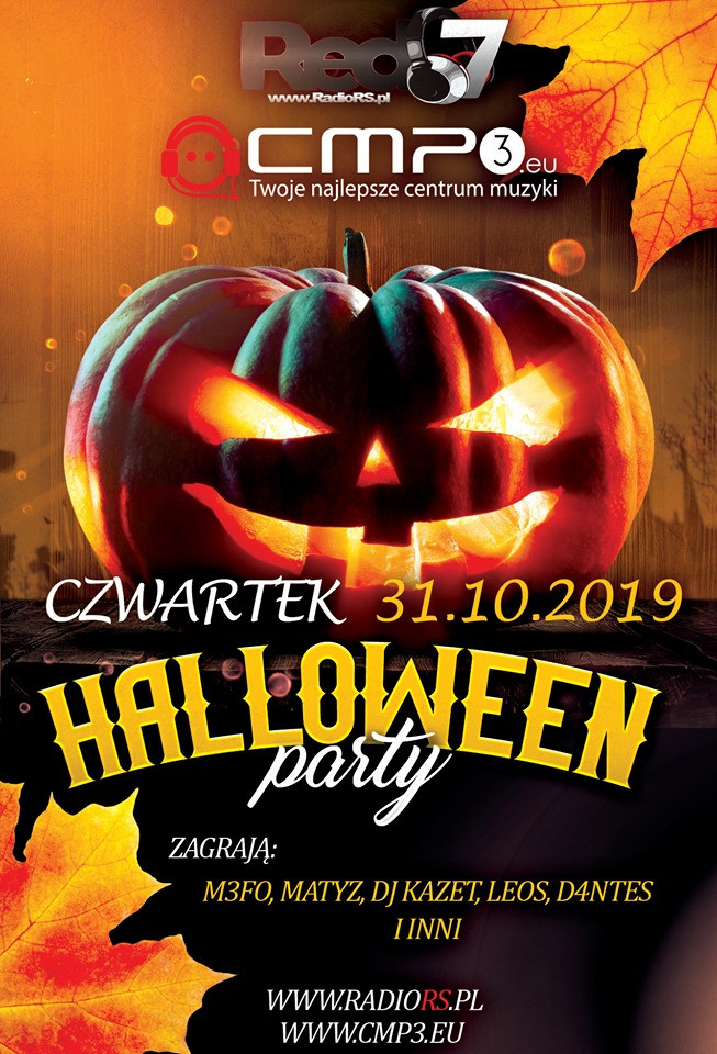 halloween Party cmp3 & radiors