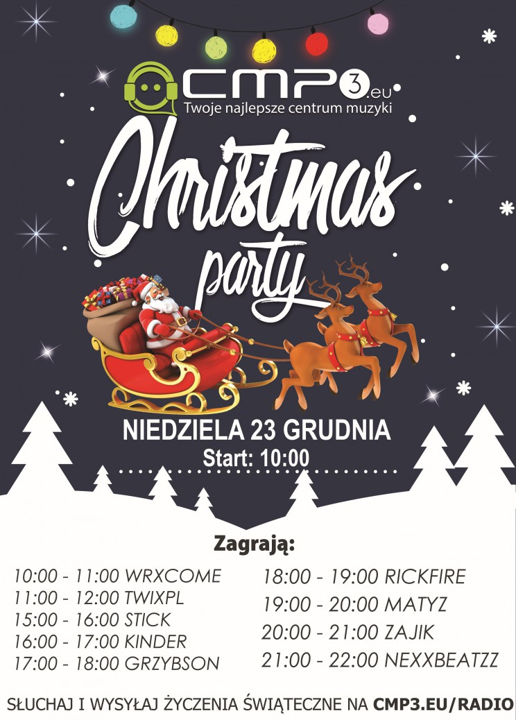 Christmas Party słuchaj online na cmp3.eu