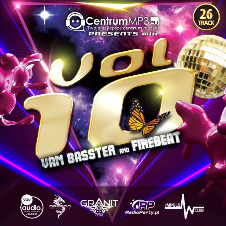 CentrumMp3 Mix Vol.10 (Lato 2015)