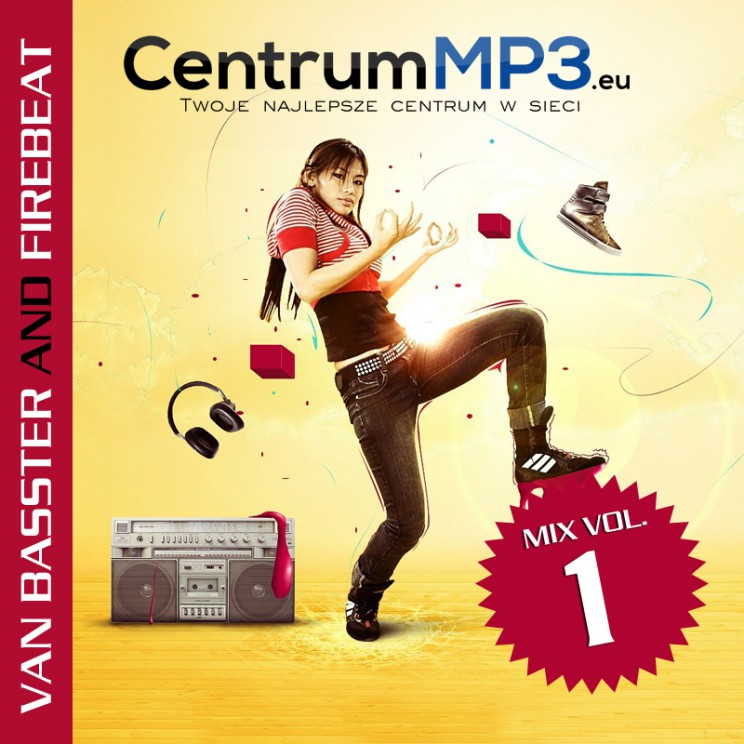 Centrum Mp3 Mix Vol 1 - Van Basster & FireBeat