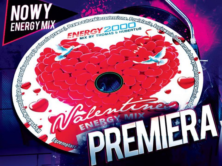 Energy Valentine Mix 2016
