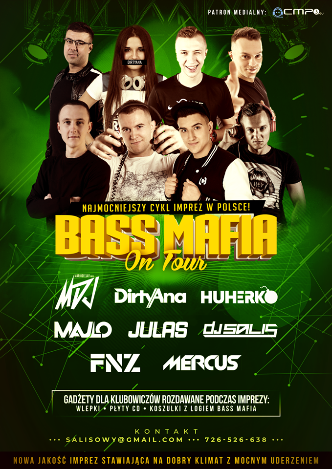 Bass Mafia on tour